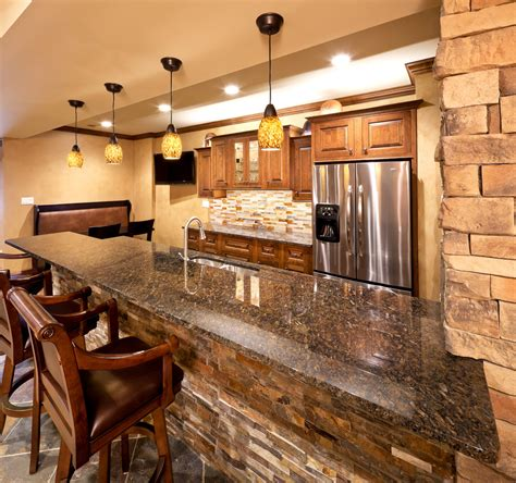 Faux Kitchen Backsplash stone backsplash ideas kitchen rustic with metal range