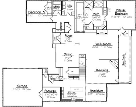 house plans with inlaw quarters guest quarters or in suite 14117kb 1st floor master suite butler walk in pantry
