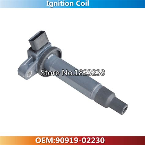toyota ignition coil oem 90919 02230 for land cruiser 100