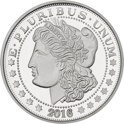 1 Oz Design Silver 999 by 1 Troy Ounce Oz 999 Silver Dollar