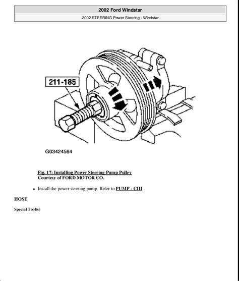 old car owners manuals 2001 ford windstar free book repair manuals 2001 ford windstar service repair manual