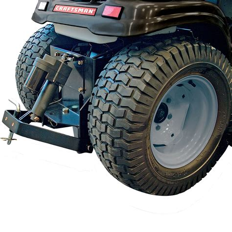 Garden Tractor Sleeve Hitch by Craftsman Electric Assist Kit Shop Your Way