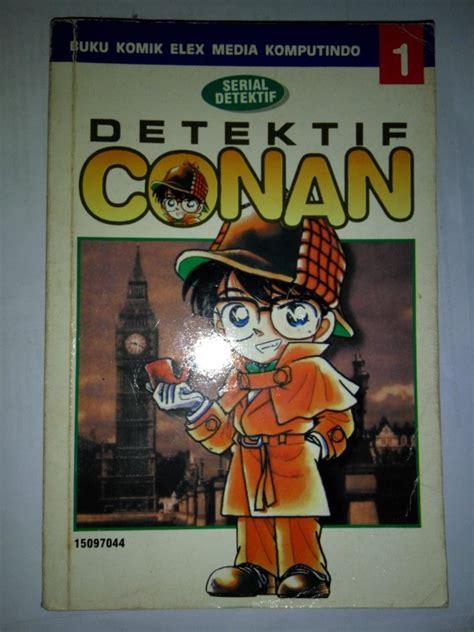 Komik Detektif Conan Vol 53 jual beli komik detektif conan vol 1 bekas jual beli