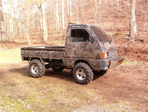 mitsubishi mini truck lifted japanese mini truck tires shooting sports forum