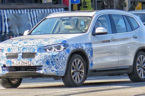 Bmw Electric Suv 2020 by 2020 Bmw Ix3 Electric Suv Spotted In Munich