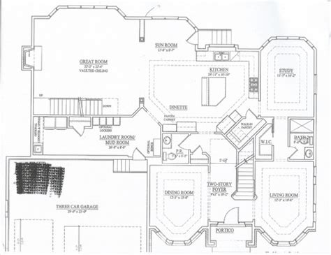 houzz homes floor plans modern house interior