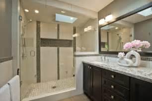 Master Ensuite Bathroom Transitional Bathroom