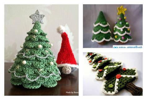 best freecrochets christmas diy crocheted tree with free pattern