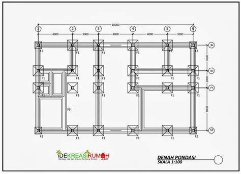 perencanaan layout tempat usaha gambar kerja tempat usaha ruko dan bengkel ide kreasi rumah