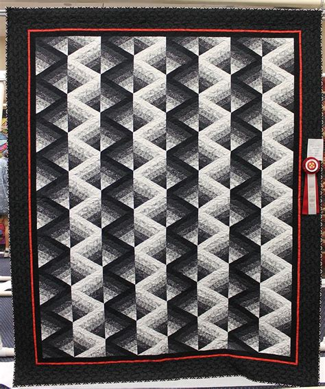 quilt pattern illusion dqn quilt show 2013 modern quilts christa quilts