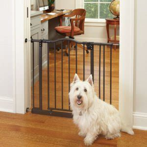 extra wide windsor arch petgate pet gates north states