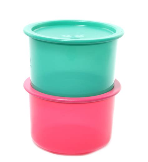 Tupperware Oz One Touch Canister Tupperware tupperware one touch topper 2 pcs canister set 650 ml by tupperware canisters jars