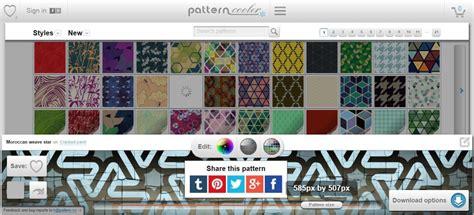 design pattern adalah referensi patterns untuk background website dan blog fahrul