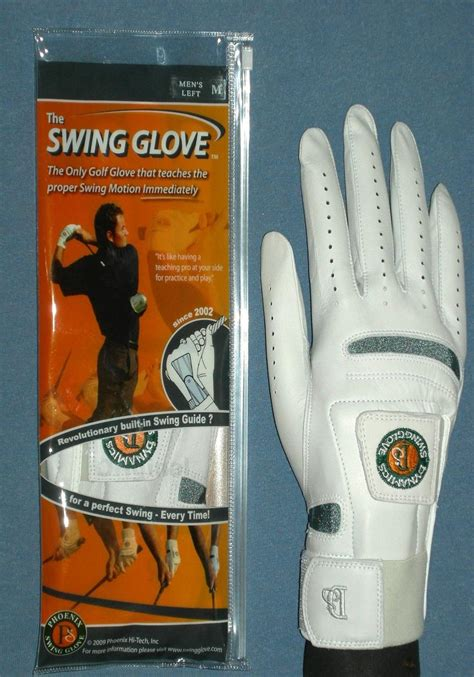 golf swing glove the swing glove training aid by the swing glove golf