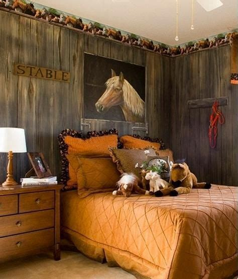 horse bedroom 320 best images about horse decor rooms on pinterest