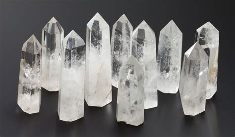 crystal prisms for rock crystal gemstone buzz