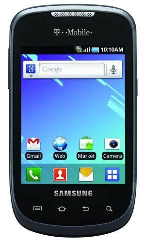 mobile go for andriod samsung exhibit ii 4g prepaid cellphonebot cellphones
