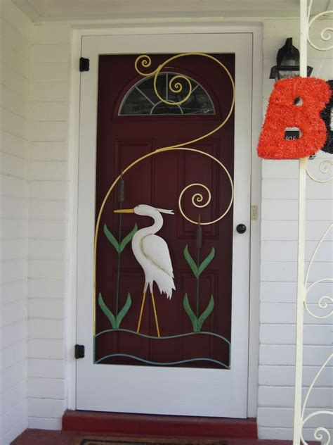 Door Screen Insert by 1000 Ideas About Custom Screen Doors On