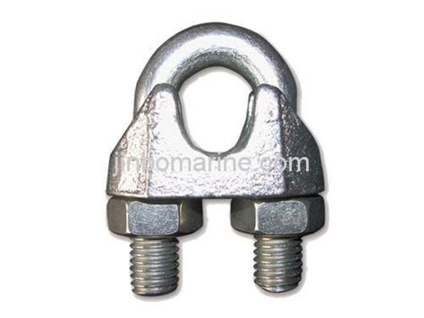Wire Rope Clip Galv 12mm galv malleable wire rope din 1142 buy wire rope clip from china manufacturer