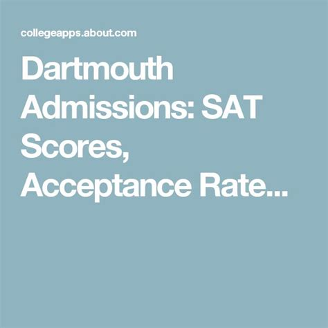 Acceptance Letter Dartmouth 25 Best Ideas About Dartmouth College On Of Maryland Distance