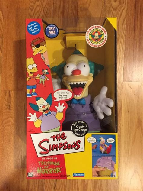 haunted krusty doll evil clown doll shop collectibles daily