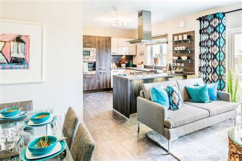 25 Modern Living Rooms new five bedroom showhome brings the wow factor to family