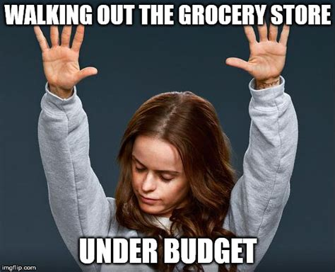 Grocery Meme - the struggle is real imgflip