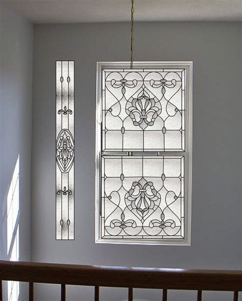 Decorative Window Stickers For Home by Decorative Window Stained Glass Rubinaccio J