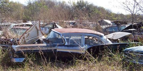 Mustang Auto Wrecking Yards by Ford Mustang Salvage Yard Autos Post