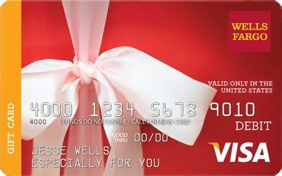 Wells Fargo Gift Card - winner selected giveaway enter to win a 200 visa gift card