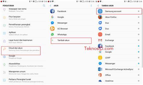 hapus akun gmail  hp samsung edukasilifcoid