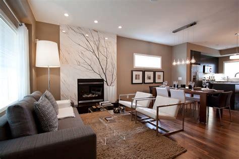 wohnideen offener wohnbereich offener wohnbereich mit moderner einrichtung in neutralen