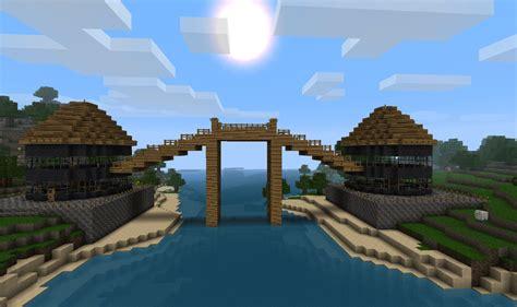 Small House Blueprints by Minecraft Bridge By Cj64 On Deviantart