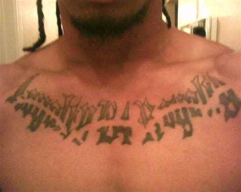 tattoo loyalty chest loyalty b4 royalty chest tat tattoo picture at