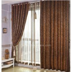 coffee eco friendly high end master bedroom curtains