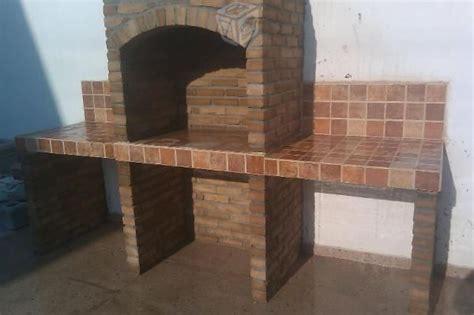 asador de ladrillo jardin herramientas  exteriores en nuevo asadores pinterest