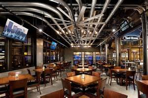 yard house boston restaurant lighting a
