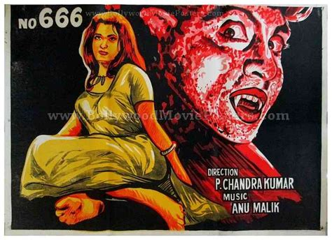 film india horror bungalow no 666 bollywood movie posters