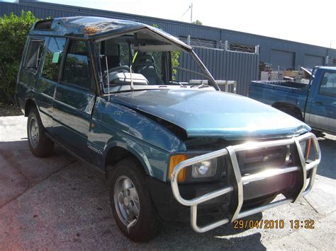 land rover 1992 1992 land rover discovery i pictures information and