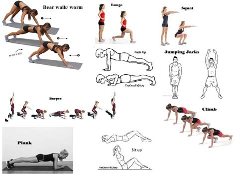 workout in casa esercizi crossfit the crossfit diary