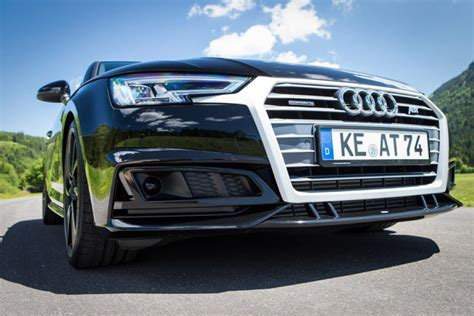 Abt Tuning Audi A4 by Abt Audi A4 Avant Upgrade Package