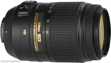Lensa Nikon Af S Dx 55 300 F nikon 55 300mm vr