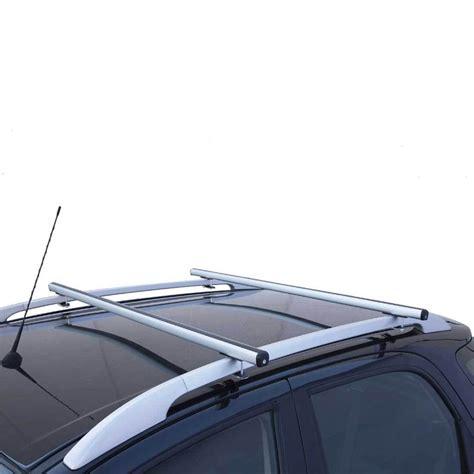 barras techo universales barras de techo railing universal fabbri aluminio
