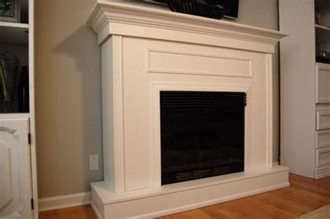 build your own fireplace build your own electric fireplace surround woodworking projects plans