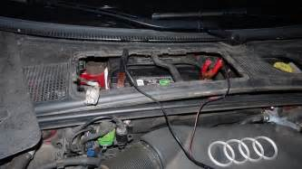 2009 audi a4 battery replacement autos post