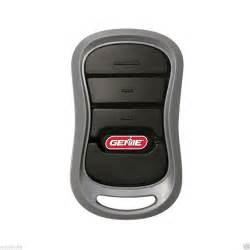 genie g3t bx intellicode 3 button garage door opener remote