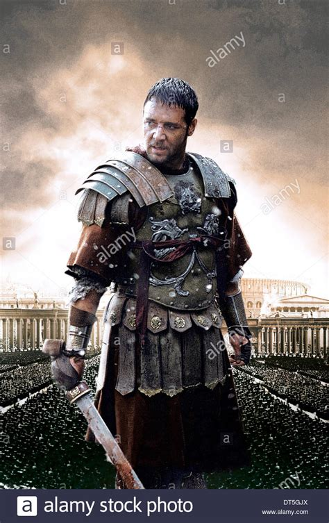 film gladiator complet 2000 russell crowe gladiator 2000 stock photo 66505682 alamy