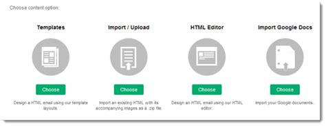Html Template Editor by Email Template Editor Zoho
