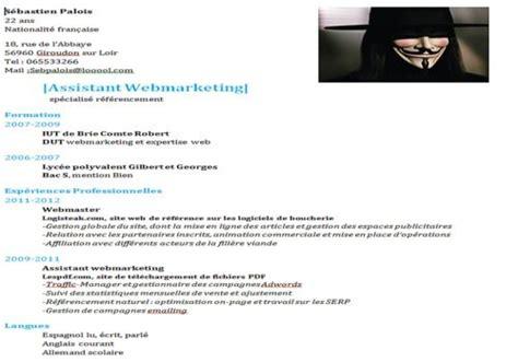 Plantilla De Curriculum Trackid Sp 006 Exemple Cv Word Startimes Cv Anonyme