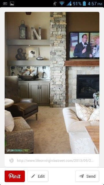 Living Room With Fireplace pin by leilani volkman on casper update pinterest
